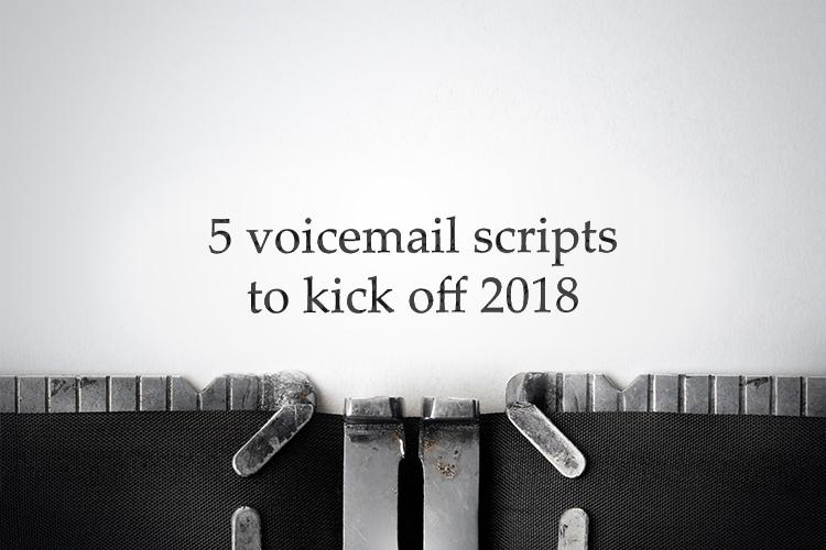 5 free voicemail templates to kick off 2018 (and some tips to consider when crafting your own)! - offrs reviews