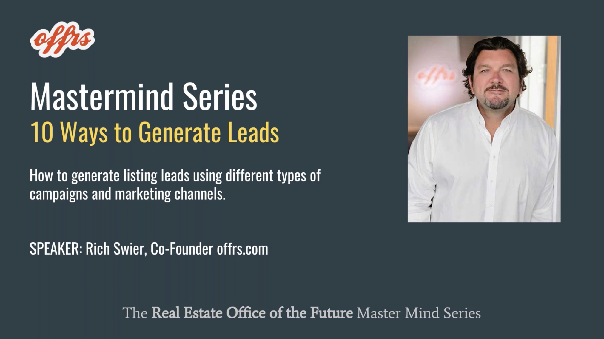 10 Ways to Generate Leads