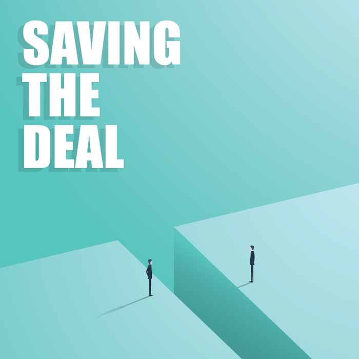 Changing Your Game to Save the Deal - an offrs review
