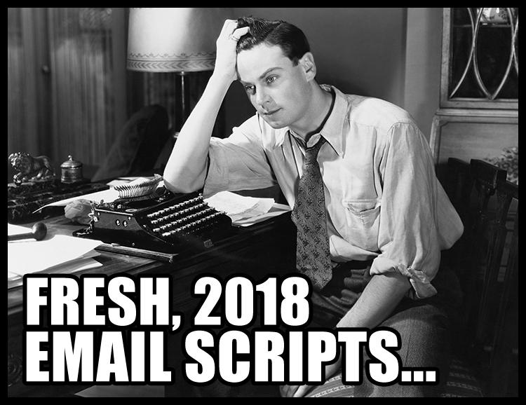 Fresh and free for 2018 - here are 11 email scripts for real estate pros by offrs.com