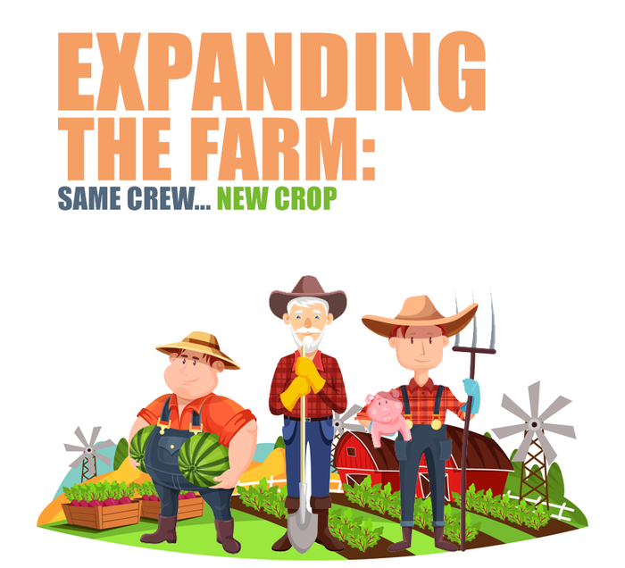 Expanding the Farm: tips on managing a new territory with your existing team - an offrs review