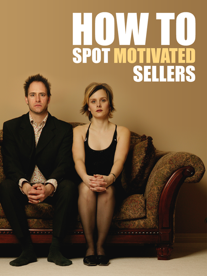 Seller Tells: How To Identify Motivated Sellers - an offrs review