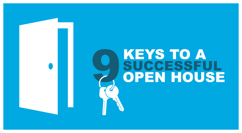 offrs reviews 9 keys to a successful open house...