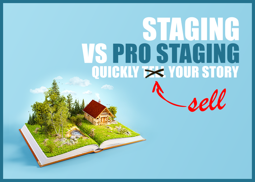 Staging vs Professional Staging - An offrs.com review